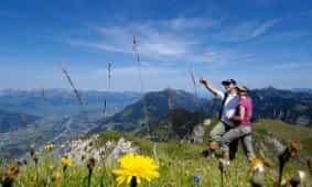 Wanderung Rappenstein