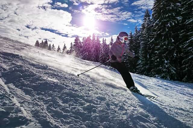 Nachhaltig Skifahren auf den Spuren der Prinzessin